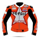 Honda Repsol Motorcycle Leather Racing Leather Jacket