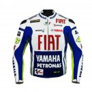 Yamaha Fiat Motorcycle Leather Racing Leather Jacket