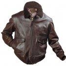 Authentic G1 Naval Flight Jacket | B3 Bomber Style Leather Jacket | Cockpit B3 Bomber Leather Jacket