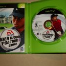 TIGER WOODS X BOX VIDEO GAME .2003
