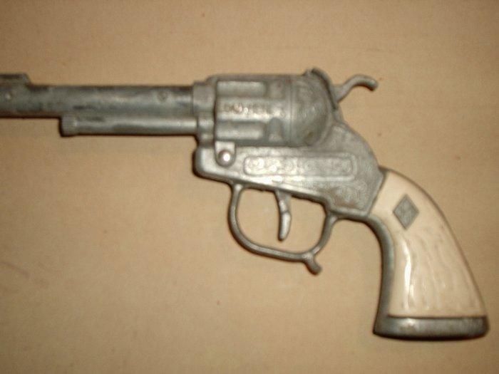 OLD HUBLEY TOY CAP GUN