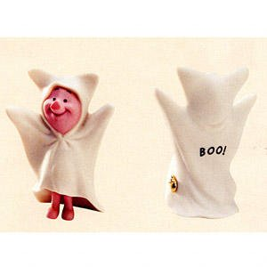 Piglet Dressed Up In Ghost Costume - 1215494
