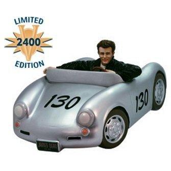 Cookie Jar -James Dean 50th Anniversary Porsche Limited - 72041
