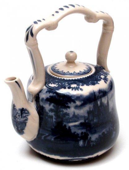 Blue PorcelainTeapot - 15925 - 21