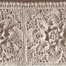 Puritan Bedspread Crochet Pattern C 1024