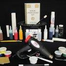 *Magic Fixit (Combo Kit) : Repair Vinyl-Leather-Fabric-Velour-Carpet !