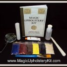 *MAGIC FABRIC MINI KIT : Repair Cloth - Velour - Fabrics - Carpet  (Home & Auto)