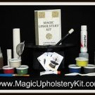 *Magic Fabric Fix Kit : Repair  Cloth, Velour, Fabric, Carpet and More!