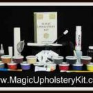 Magic Upholstery / Fabric Repair Mega Fix-It-Kit :
