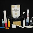 *Magic Leather & Vinyl  Repair Kit  (Without Heat Gun): Repair Auto Upholstery!
