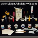 *Magic Upholstery Mega-Combo Kit : Repair Vinyl-Leather-Fabric-Velour-Carpet !