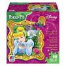 Disney Princess: Cinderella FOAM FIT 16-Piece Puzzle