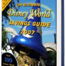 Ultimate Disney World Savings Guide e-Book