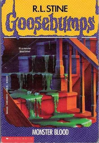 Goosebumps Novel #3 - Apple Fiction - As New