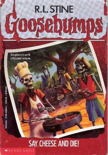Goosebumps Novel #4 - Apple Fiction - As New