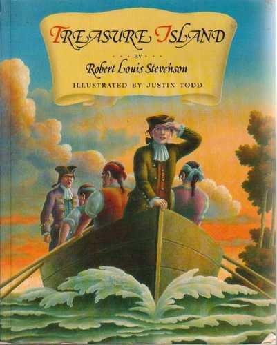 Treasure Island - Great condition softcover