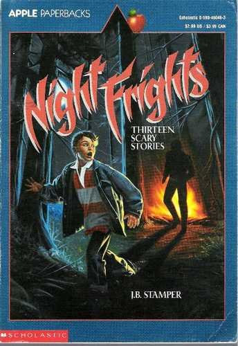 Night Frights - Apple Fiction - As New