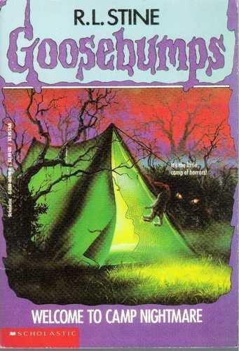 Goosebumps Novel #9 - Apple Fiction - As New