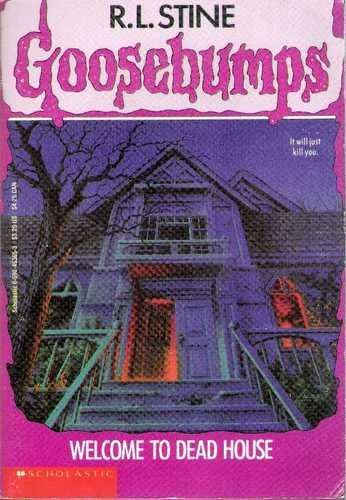 Goosebumps Novel #1 - Apple Fiction - As New