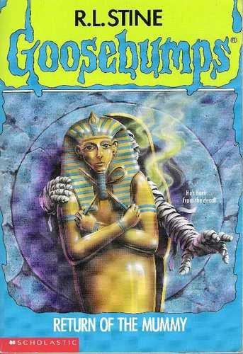 Goosebumps Novel #23 - Apple Fiction - As New
