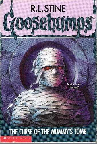 Goosebumps Novel #5 - Apple Fiction - As New