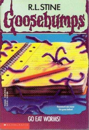 Goosebumps Novel #21 - Apple Fiction - As New