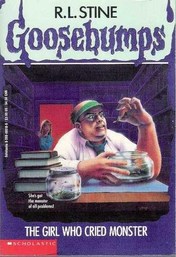 Goosebumps Novel #8 - Apple Fiction - As New