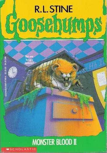Goosebumps Novel #18 - Apple Fiction - As New