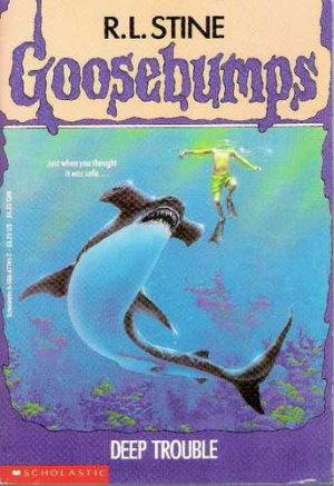 Goosebumps Novel #19 - Apple Fiction - As New