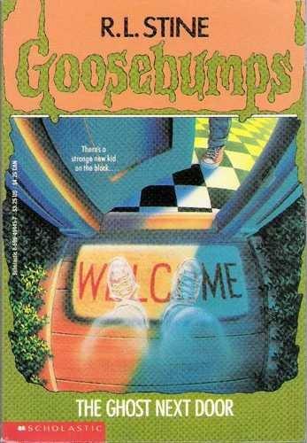 Goosebumps Novel #10 - Apple Fiction - As New