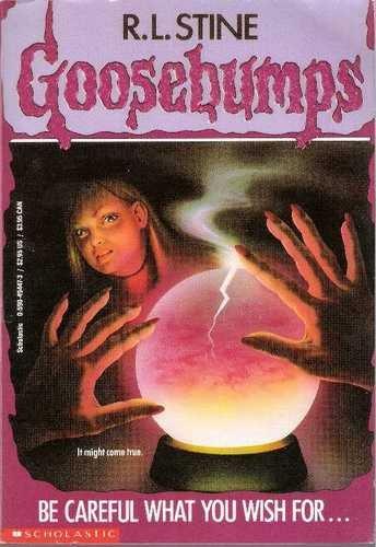 Goosebumps Novel #12 - Apple Fiction - As New