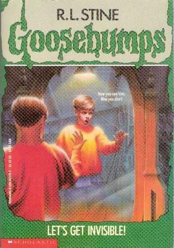 Goosebumps Novel #6 - Apple Fiction - As New