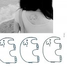 ELEPHANT Waterproof Removable Temporary Tattoo Body Arm Art Sticker