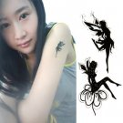 Fairy Elf Waterproof Removable Temporary Tattoo Body Arm Art Sticker