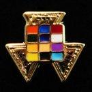 York Rite Past High Priest Flat Masonic Freemason