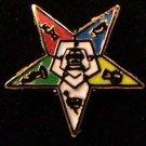 OES Order Of The Eastern Star Flat Masonic Freemason