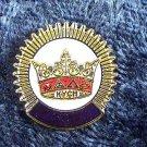 York Rite KYGCH Council Masonic Lapel Pin