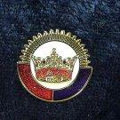 York Rite KYGCH Chapter Council Masonic Lapel Pin