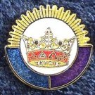 York Rite KYGCH Blue Lodge Council Masonic Lapel Pin