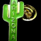 Arizona Saguaro Sahuaro Cactus Lapel Pin