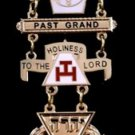 York Rite Past Grand High Priest Masonic Jewel NEW Design!