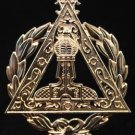 York Rite Royal Arch Grand King Officers Collar Jewel
