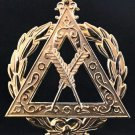 York Rite Royal Arch Grand Secretary Officers Collar Jewel