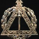 York Rite Royal Arch Grand Veil Officers Collar Jewel