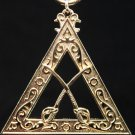 York Rite Royal Arch Captain Officers Collar Jewel