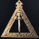 York Rite Royal Arch Veil Officers Collar Jewel