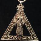 York Rite Royal Arch Principal Sojourner Officers Collar Jewel