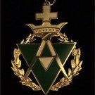 AMD Past Sovereign Jewel Freemason Masonic