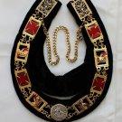 York Rite Grand Officers Collar Freemason Masonic