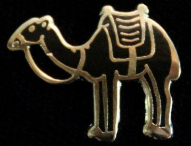 Shriners Black Camel Masonic Freemason Lapel Pin